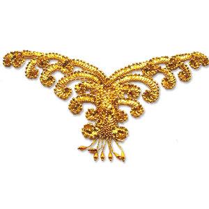 HIPBELT - guld