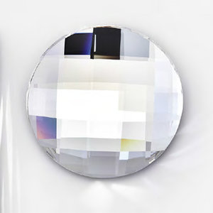 2035 CHESSBOARD Crystal  40 mm