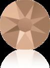 SS30 Crystal Rose Gold (001 ROGL)