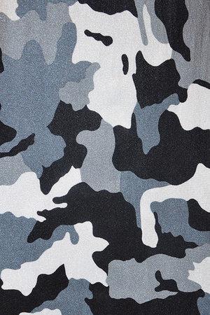 CAMO - svartvit