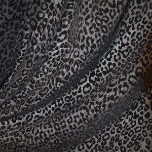 LEOPARDMESH - svart