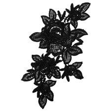 SPETSROS - svart