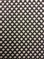 CABARETNÄT METALLIC - svart/silver