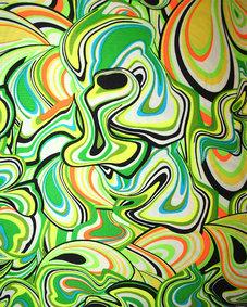 NEONGRAFITTI - grön