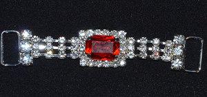 DIAMONDCONNECTOR - röd