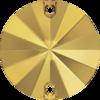 3200 Crystal Metallic Sunshine (001 METSH) 12 mm
