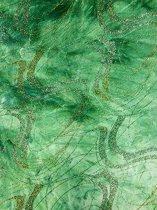 GLITTERWAVES - grön