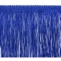 GLITTERFRANS - blå, 15 cm