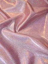 MYSTIQUE glitter/ljusrosa