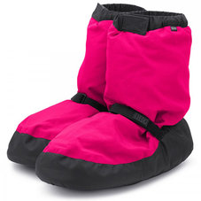WARM UP BOOTIE - rosa
