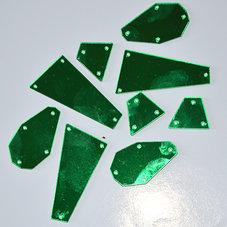 SPEGELSTRASS - grön