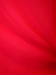 CHIFFON | Röd