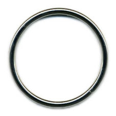 RING silver 3,75 cm