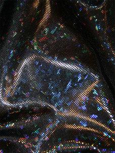 SHATTERED GLASS - svart