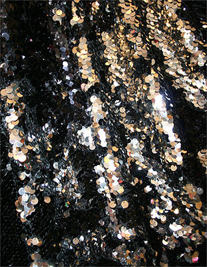 REVERSIBLE 8 mm - svart/silver