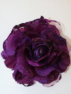 GLITTERROS - purple