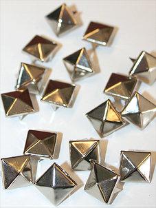 PUNKNITAR - silver 12 mm