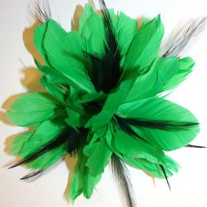HIBISKUS - grön