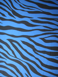 ANIMAL - blå