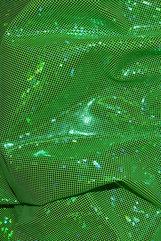SHATTERED GLASS -  neongrön