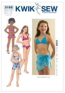 Bikini, flick 4-14 år