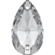 3230 DROPPE 18x10,5 mm Crystal (001)