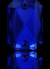 3252 EMERALD CUT Majestic Blue 14x10 mm