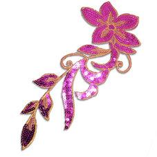 SPARKLING FLOWER - rosa