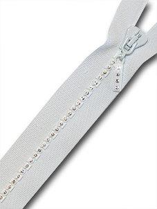 CLASSIC vit/crystal - 10 cm delbar