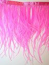 STRUTSFJÄDERFRANS - Hot Pink