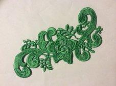 SPETSBLOMMA - grön