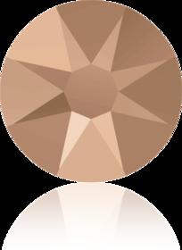 SS34 Crystal Rose Gold, HF (001 ROGL)