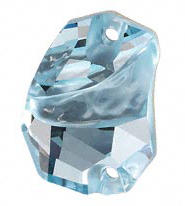 DIVINE ROCK Aquamarine 19x13 mm