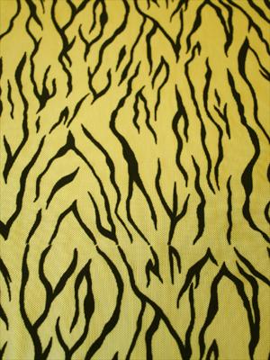 BLACKFLAMES - gul/svart