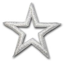 """Star """"open"""" - vit"""