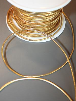 RESÅRSNODD - Guld 1,8 mm