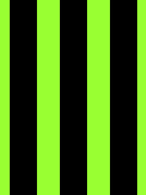 STRIPE - grön/svart