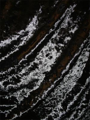 KROSSAD SAMMET - svart
