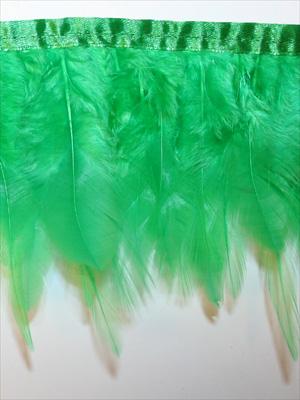 FJÄDERFRANS - grön