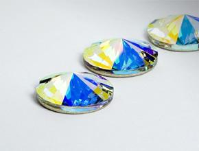 3200 Crystal AB (001 AB) 18 mm