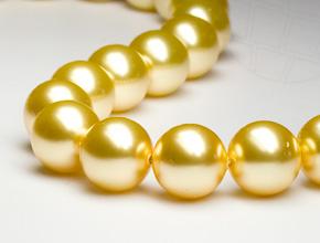 PÄRLA | Crystal Gold - 12 mm