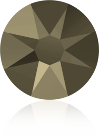 Crystal Metallic Light Gold (001 MLGLD)